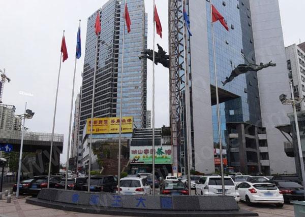 深圳市-深圳南山区海王大厦商场超市